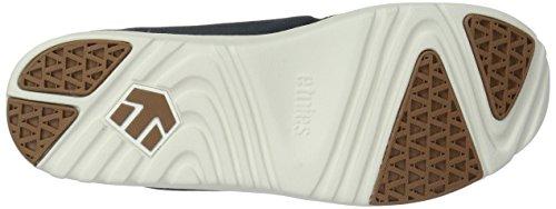Etnies Scout, Scarpe da Skateboard Uomo Blu (470-navy/gold 470)