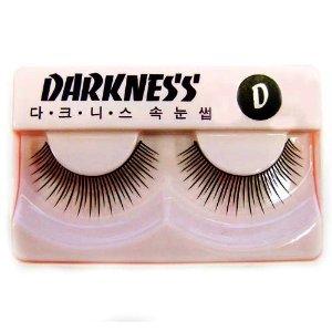 Darkness False Eyelashes D by False Eyelashes D