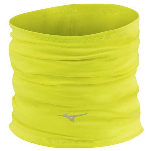 Mizuno Golf 2017 Mens Nova Triwarmer Snood Neck Warmer Saftey Yellow One Size