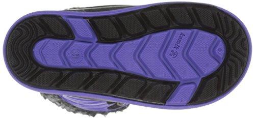 Kamik dashaway bottes d'hiver Noir - Violett (Lavendar LAV)