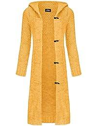 size 40 df486 796a6 Suchergebnis auf Amazon.de für: Gelber Mantel - Wolle ...