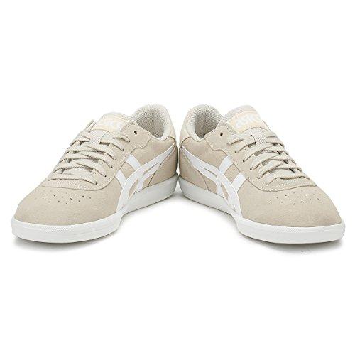 Asics Herren Percussor TRS Sneaker, Birch/White Birch / Weiß