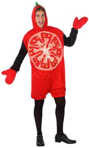 Größe Für Kostüm Apple Erwachsene - ATOSA 10566 Karnevalskostüm, Mehrfarbig, M- L