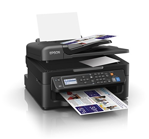 Epson WorkForce WF-2630WF Tintenstrahl-Multifunktionsdrucker - 3