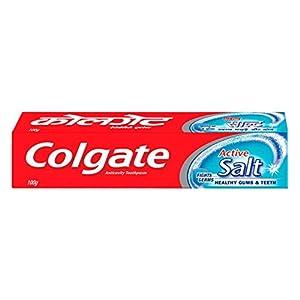 Colgate Toothpaste Active Salt – 50 g (Salt)
