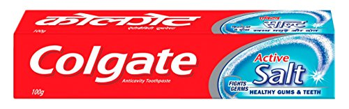 Colgate 8901314009586 Active Salt Toothpaste 100 G - Best