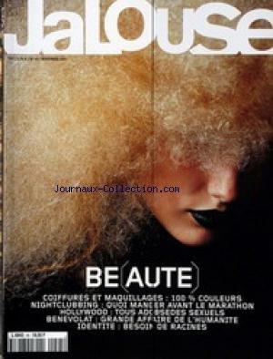 JALOUSE [No 45] du 01/11/2001 - BEAUTE -...