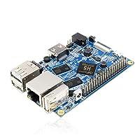 DealMux Orangepi pc2 H5 A53 Development Board Quad-core 64-bit arm Orange pi Super Raspberry pi
