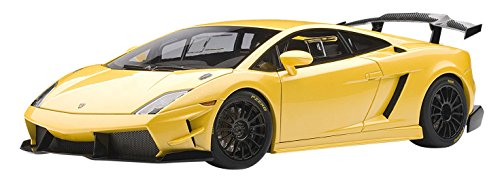 lamborghini-gallardo-lp560-4-trofeo-blancpain-2009-yellow-118-scale-diecast-model