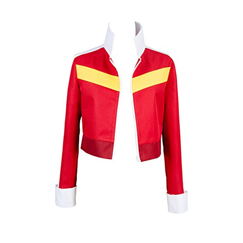Voltron: Legendary Defender of the Universe Keith Akira Kogane Cosplay Kostüm Herren ()