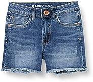 Garcia Kids Rianna Pantalones Cortos para Niñas