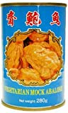 Wu Chung Mock Ente, vegetarisch 280g MOCK DUCK Entenfleisch aus Weizeneiweiß