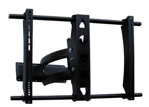 OMB Opera IV Two Joint Adjustable Aluminium Wall Mounting 30Inch to 50Inch for LCD and Plasma TVS Max Weight 110lbs Full Motion