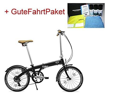 Original Mini Folding Bike Fahrrad Klapprad Faltrad Bike BMW 80912413798...