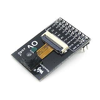 Waveshare OV9655 Camera Module Board CMOS SXGA 1.3 MegaPixel CameraChip Module Development Kit for Arduino