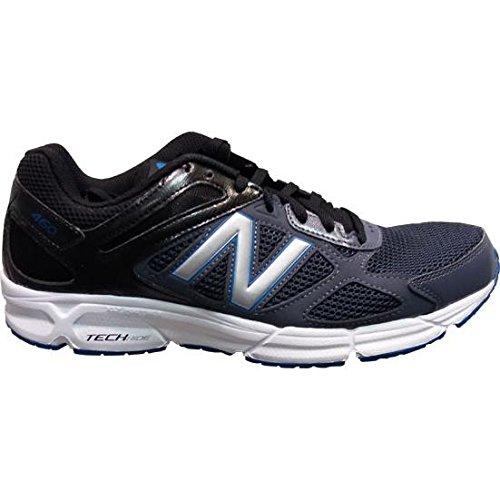 New Balance Running - Scarpe Sportive Indoor Uomo, Grigio (Grey), 45 EU