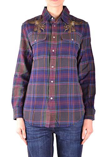 Ralph Lauren Luxury Fashion Damen MCBI33449 Violett Hemd | Jahreszeit Outlet