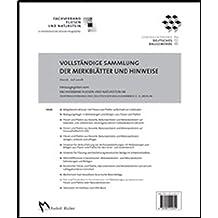 Vollständige Sammlung der Merkblätter und Hinweise, 12 Merkblätter