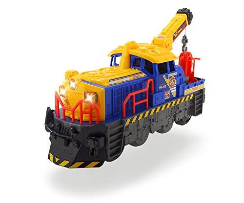 Dickie Toys 203308368 - Lokomotive, Fahrzeug, 33 cm