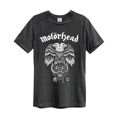 Amplified Motörhead Hiro T-Shirt Charcoal