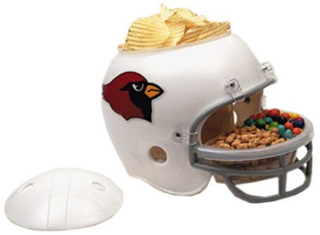 NFL Snack Helm, Arizona Cardinals