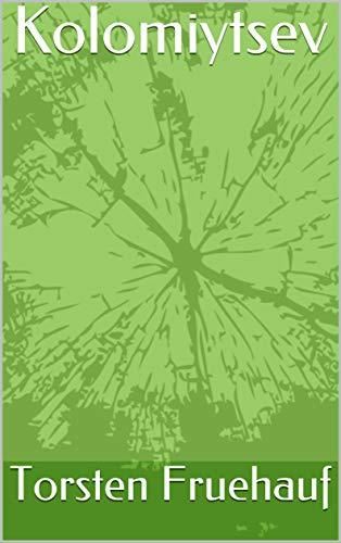 Kolomiytsev  (Italian Edition)