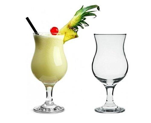 Pasabahce 44872Piña Colada Cristal–2Unidades–Party profesional Cóctel (380ml)