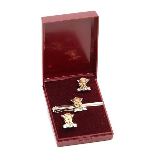Regiment of scotland royal Coffret cadeau Boutons de manchettes et Bike It Sangle, regimental giftware, militaire et accessoires