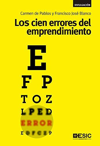Los cien errores del emprendimiento (Divulgación) por Carmen de Pablos Heredero