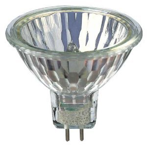 Eveready 10 x MR16 35W Halogen Spot Lamp 12v GU5.3 Light Bulbs