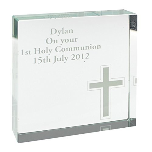 glass-block-grey-cross-design-personalised-engraved-any-message-celebration-personalised