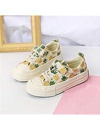 XL_etxiezi Zapatos de Tela niña Zapatos niño, patrón de piña_33