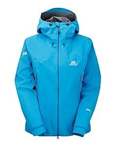 Mountain Equipment Shivling Jacke Damen XS emailliert blau