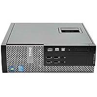 PC DELL 7010 SFF Intel Core i5 3470 3.20Ghz/RAM 8GB/480GB SSD/DVD+RW/WIN 10 PRO (Ricondizionato)
