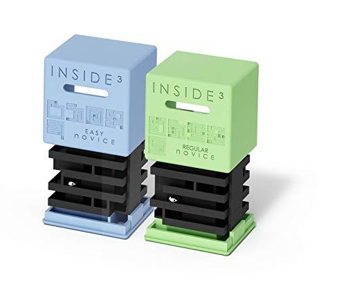 INSIDE3 Pack Easy Novice + Regular Novice Labyrinth