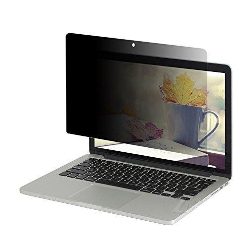 iProtect Privacy Blickschutz Schutzfolie für Apple MacBook Pro 13