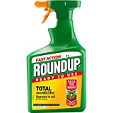 Roundup Fast Action Weedkiller Spray Ready To Use 1 L