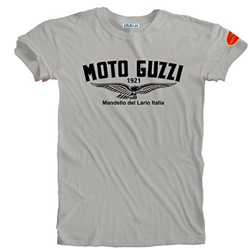 Tee-Shirts4u Herren T-Shirt Grau Grau - Sport Grey Gr. L, Grau - Grau - Sport Grey