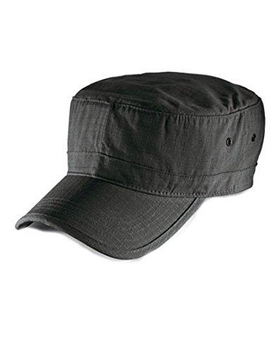 ATLANTIS CAP - Casquette ATLANTIS CAP - Army Black - Noir e702c732e8cd
