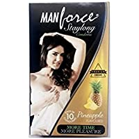 PleasureWorld - Manforce Staylong Kondome Ananas aromatisiert preisvergleich bei billige-tabletten.eu