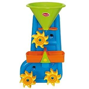 Gowi 559-41 Badewannen Wassermühle in der Box, Wasserspielzeug