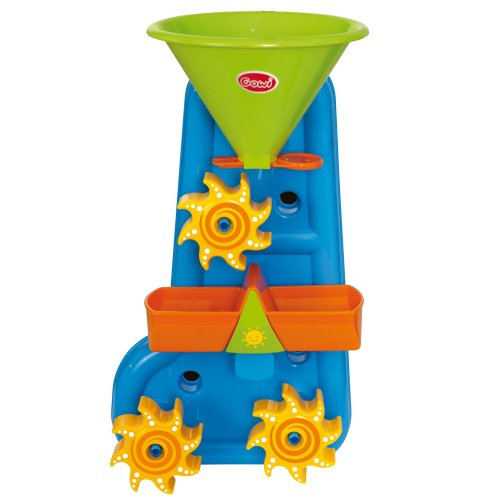 Gowi Toys Watermill for Bath – Bath and Water Toys