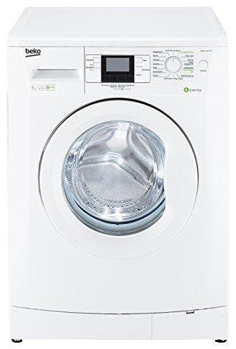 Beko WMB 61243 PTE Waschmaschine FL/A+++ / 151 kWh/Jahr / 1200 UpM / 6 kg/Pet Hair Removal/weiß
