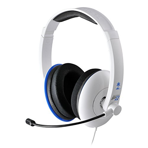 Turtle Beach Ear Force P11 Gaming Headset weiß [PS3]