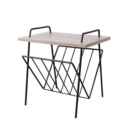 JH Creativo Tavolino con Angolo Angolare Divano da Tavolo Angolare Un Tavolino da caffè Quadrato Tavolino Moderno di Pochi Quadrati ++