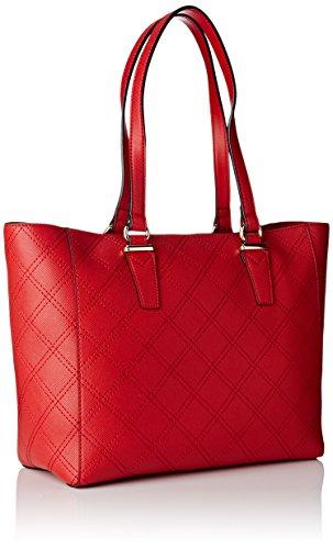 Indovina Damen Hwariap7323 Shopper, 14x21x31 Cm Marciume (rosso)