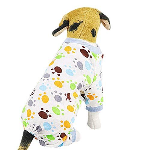 Hawkimin Hundebekleidung, Hundemantel Hundemantel Hundepullover Warme Winterweste Mantel Hundekostüme Pet ()