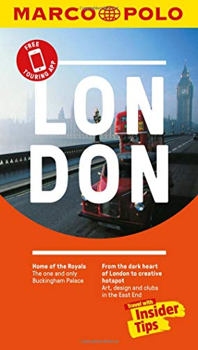 London Marco Polo Pocket Travel Guide - with pull out map (Marco Polo Pocket Guide)