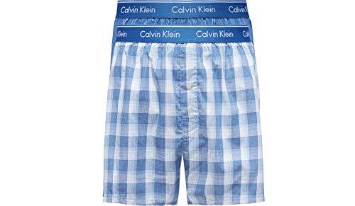 Calvin Klein 2P Slim FIT Boxer LGW (S)
