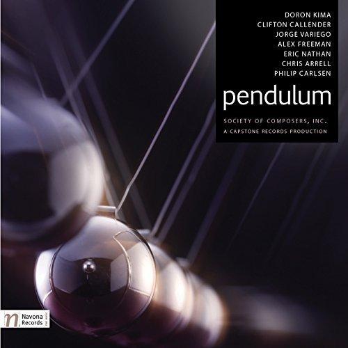 Pendulum by Joseph Lin (2013-05-04) (Hanna Marine)